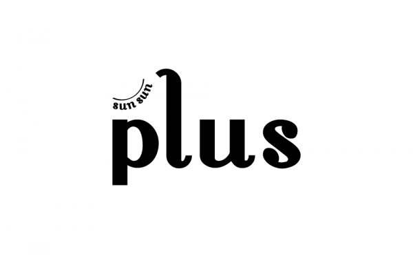 ロゴマーク|デザイン|奄美|sun sun plus(雑貨屋)