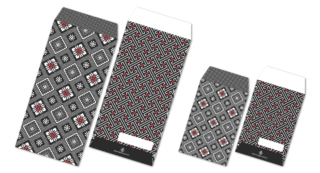 【News Release】大島紬柄の『ご当地ポチ袋』をリニューアルして12月18日に再販。